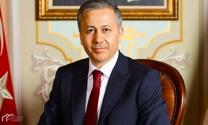 Ali Yerlikaya the Governor of Istanbul