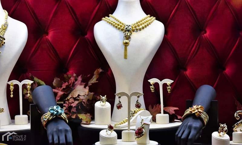 مجوهرات في إسطنبول
