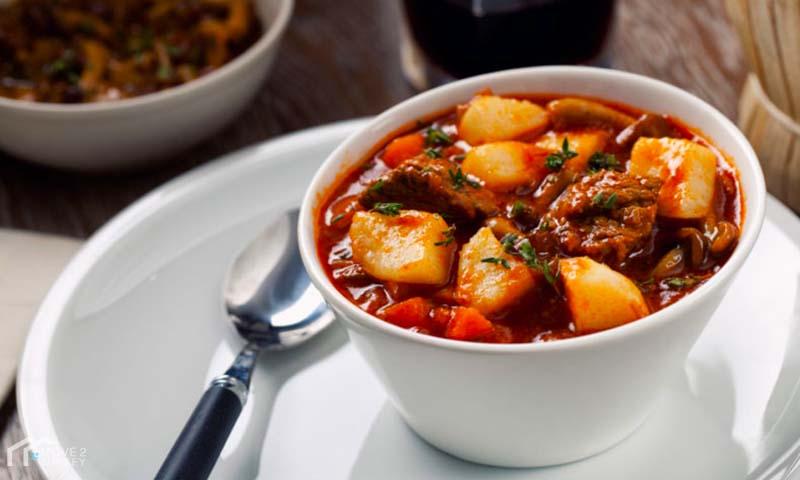 Potato Stew Recipe (Patatesli Yahni)