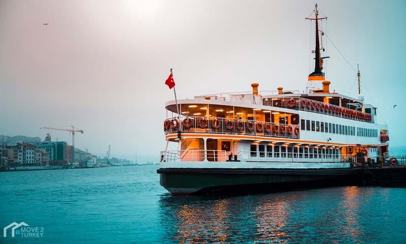 Prince Islands ship