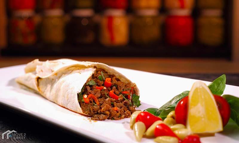 وصفة تانتوني من المطبخ التركي