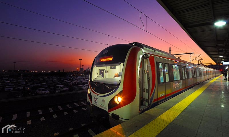 Marmaray Metro Line