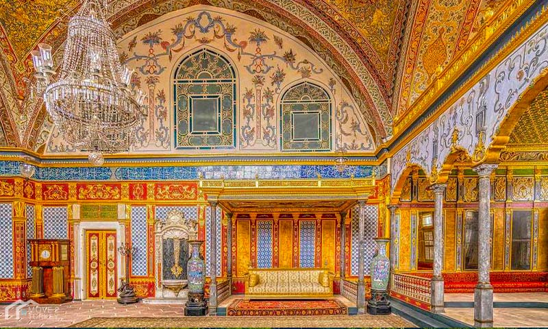 Topkapi Palace haramlik