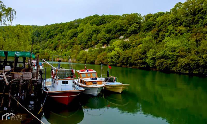 منطقة أجفا عند البحر الأسود