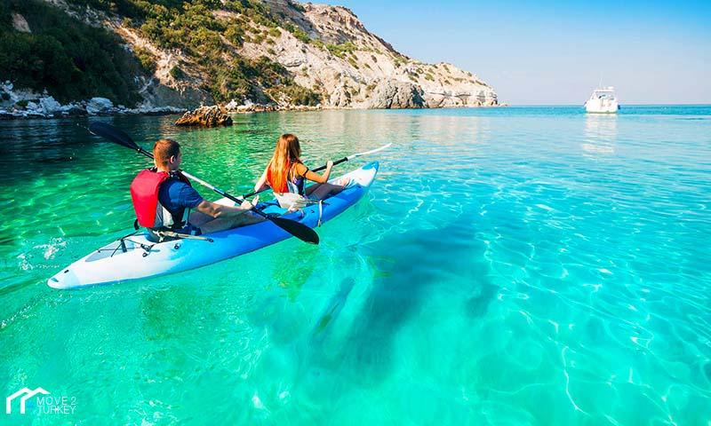 السفر إلى أنطاليا