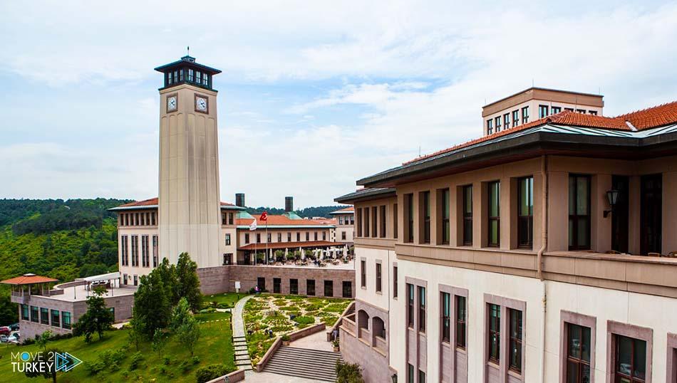 جامعة كوتش الخاصة في اسطنبول