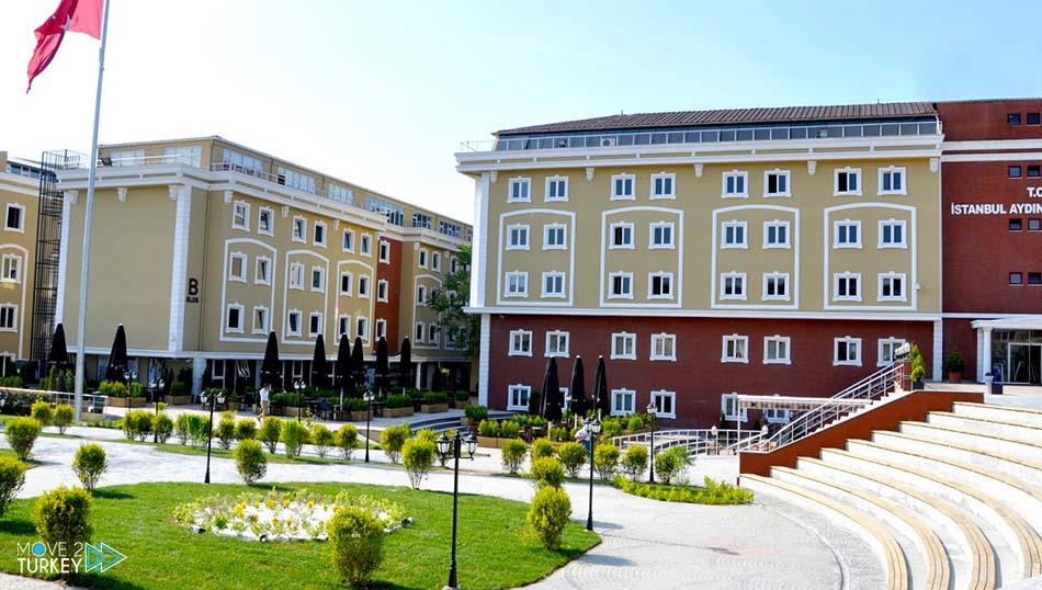 جامعة آيدين الخاصة في اسطنبول