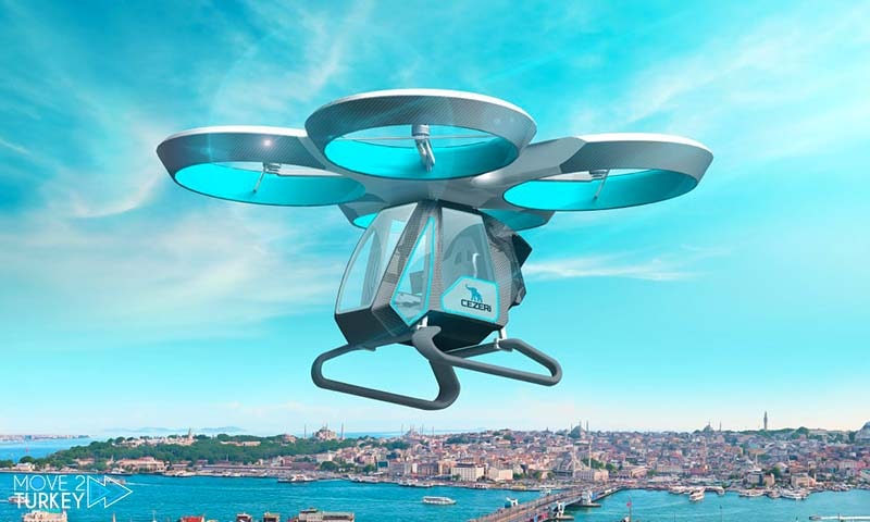Turkish flying car