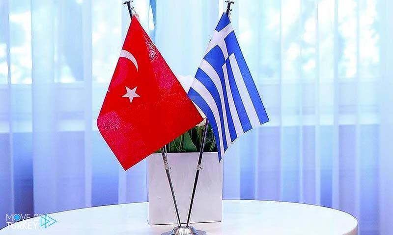 تركيا واليونان